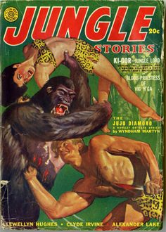 SAVAGE TALES OF KI-GOR, Lord of the Jungle | The Best Of The Worst