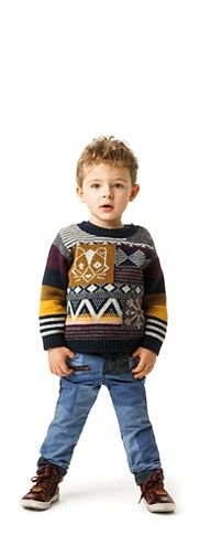 b-Mini Kid Garcon Urban Chic 3