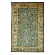 "Windsor Collection Oriental Rug, 5'10"" x 9'10"""