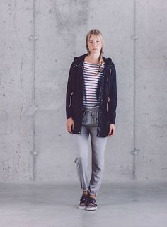 Wemoto — dámská kolekce oblečení jaro/léto 2015 / Wemoto — womens fashion — spring/summer 2015  #parka #jacket #pants #bunda #kalhoty #wemoto #streetwear #fashion #german