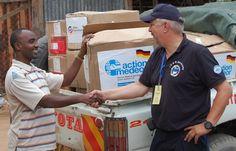 Hungersnot: medizinische Versorgung sichern