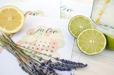 DESCARGABLE JULIO - ALL YOUR SITES Calendar, Content