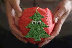 googly eye trees!!!!!