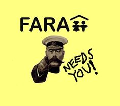 Would you like to join one of FARA's shop teams? Please send your cv to jobs@faracharity.org  WHY NOT VOLUNTEER?