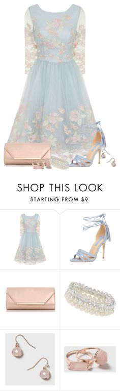 """Dorothy Perkins"" by freida-adams ❤ liked on Polyvore featuring Chi Chi, Dorothy Perkins, pastel, DorothyPerkins and polyvorefashion"