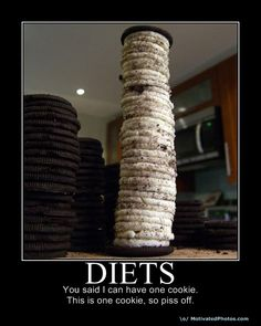 This is the diet I stick to.