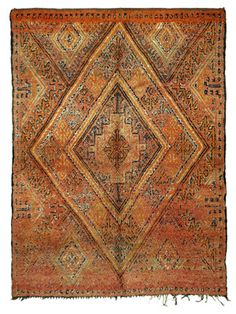 berber hand knotted rug...magic carpets