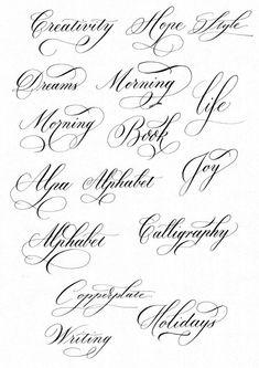 Pin by jasmine tiffin on Script lettering tattoo