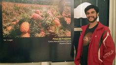 Ganador del primer lugar del concurso de fotografía Bayer Crop Science Guatemala / Winner of the first place of the photography contest Bayer Crop Science Guatemala