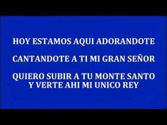 TE ALABAMOS SEÑOR -  Alejandro del Bosque - YouTube