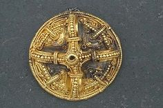 Viking age / Gold buckle / Öland