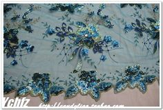 Aliexpress.com : Buy 1008977 mesh sequins Three dimensional embroidery lace fabrics for garment dress 130cm african swiss voile lace from Reliable fabric free suppliers on halo silk shop