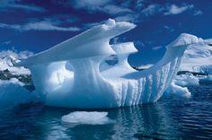 glacier formation chile