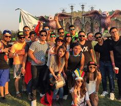 Everyone had fun at the Electric Daisy Carnival, Mexico 2015 - Until next year!!!