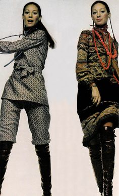 Marisa Berenson in Vogue Seventies Fashion, 70s Fashion, Fashion History, Fashion Models, Vintage Fashion, Brigitte Bardot, Vintage Vogue, Editorial Fashion, Ikon
