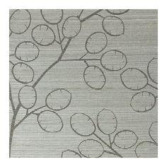 Thibaut Money Tree Wallpaper ($325) ❤ liked on Polyvore featuring home, home decor, wallpaper, money wallpaper, black tree, black home decor, tree wallpaper and black textured wallpaper