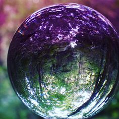 Looking through my crystal ball