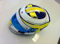 Designer: Brett King Helmet design