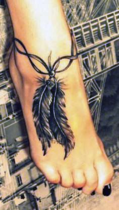 52 Great Feather Tattoo Ideas for You
