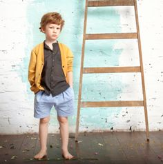 #graindechic #SpringSummerCollection #shorts #cardiganforboys Child Face, Summer Collection, Kids Outfits, Kids Fashion, Normcore, Shorts, Clothes, Women, Style