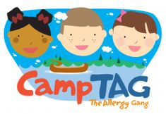 Camp TAG (from FAAN) - Camp TAG is a 5-day, full-day camp for ages 4-12,  It provides a safe place for children with food allergies and their siblings to have fun with no worries about having an allergic reaction, as well as give them an opportunity to meet other children who share the same conditions and know they are not alone!  A registered nurse who specializes in food allergies, anaphylaxis, and epinephrine administration will be onsite at all times.  Tall Pines Day Camp in…