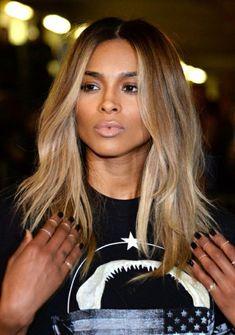 Ootd et balayage cheveux bruns tendances