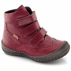 Froddo girls red ankle boot with three velcro straps Red Ankle Boots, Fall Winter, Autumn, Childrens Shoes, Velcro Straps, Brogues, Mary Janes, High Top Sneakers, Sandals
