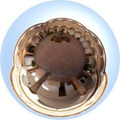 Mini planeta del Convento Santa María de la Encarnación, Coín (Málaga)