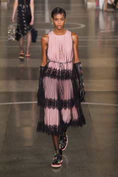 There's a Lot to Love at Christopher Kane— Maybe Even the Crocs Christopher Kane Spring/Summer 2017