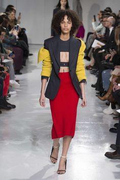 Calvin Klein, Otoño/Invierno 2017, New York, Womenswear