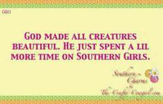 Southern at heart