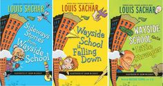 """Reader's Theater using """"Wayside School""""…OK this is more than awesome. There is a free download of the script, plus a video of kids reading the script. This book has always been one of my kids' most loved books!"""