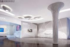 Enterprise Intelligence Exhibition Hall on Behance