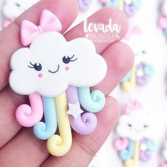 Polymer Clay Figures, Cute Polymer Clay, Cute Clay, Fondant Figures, Fimo Clay, Polymer Clay Charms, Clay Crafts For Kids, Fondant Animals, Cake Decorating Tutorials