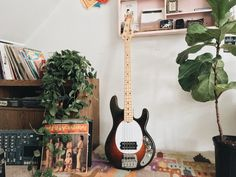 Musicman Stingray Smoothie 40th Anniversary model