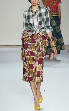 Stella Jean ~Latest African Fashion, African Prints, African fashion styles, African clothing, Nigerian style, Ghanaian fashion, African women dresses, African Bags, African shoes, Kitenge, Gele, Nigerian fashion, Ankara, Aso okè, Kenté, brocade. DK