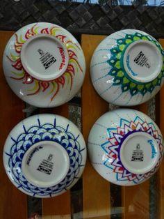 M s de 1000 ideas sobre tazas pintadas con rotulador en - Decorar tazas con rotulador permanente ...