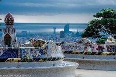 Parque Güel - Barcelona, Spain. #Travel-ParadiseDivineSpain