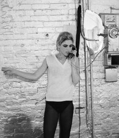 Edie Sedgwick at the Factory