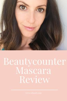 As you can see, the product delivers on the lengthening promise. #wowza But the mascara has a lot more going for it, as well. First, I love the skinny wand and brush – I feel like it grabs onto every single one of my lashes without clumping, which is a huge factor for me. #mascara #beautycounter #amazing