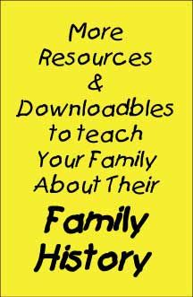 Zap the Grandma Gap: Fun Printables and Resources For Youth and Family ...