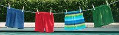 elisanna: zon, water, plezier en ... sponsen broekjes