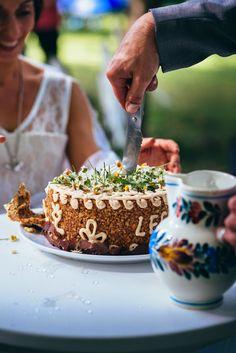 hungarian wedding cake - grillázstorta Emil und die großen Schwestern