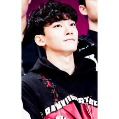【FYCHEN】 ❤ liked on Polyvore featuring exo