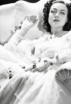 Joan Crawford byGeorge Hurrell,1930's