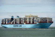 140620 Shipspotting Rotterdam