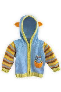 Joobles Organic Baby Cardigan Sweater  Racky the Raccoon 06 Months -- Read more reviews of the product by visiting the link on the image.