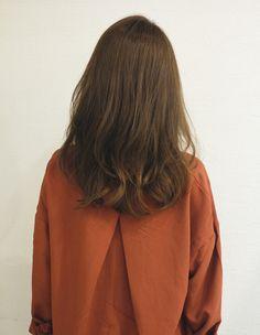 ゆる巻きヘア(NA-152)   ヘアカタログ・髪型・ヘアスタイル AFLOAT(アフロート)表参道・銀座・名古屋の美容室・美容院