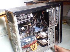 Panduan Cara Memperbaiki Komputer Rusak/Mati Total
