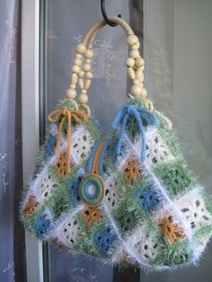 crafts bags: free crochet pattern - crafts ideas - crafts for kids